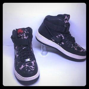 Nike Air Force 1 Hi top Liberty 796673  sneakers